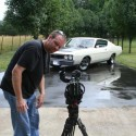 Muscle Car TV Shoot