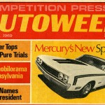 Historical Spoiler II Article from Auto Week 1969