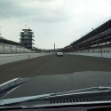 The front stretch of the Brickyard
