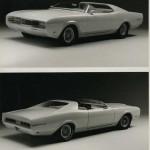 1969 Mercury Super Spoiler Concept Car and Press Release