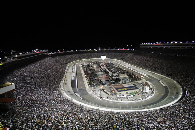Talladega And Spoiler Ii Return To Bristol Motor Speedway