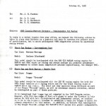 Mercury's 1968 Homologation Request for 1969