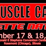 Muscle Car and Corvette Nationals & Talladega Family Reunion