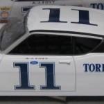AJ Foyt AUTOGRAPHED Ford Talladega Diecast!