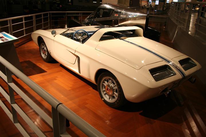 Henry Ford Museum : Talladega and Spoiler Registry