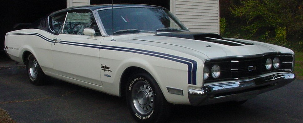Photo of Two 1969 Mercury Cyclones For Sale