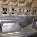 Oil Cooler Lower Bracket