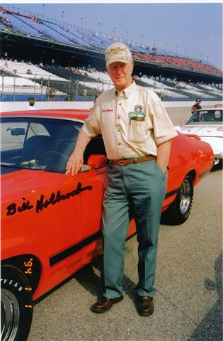 Bill Holbrook, Father of Ford Talladega at the 40th Reunion in Talladega