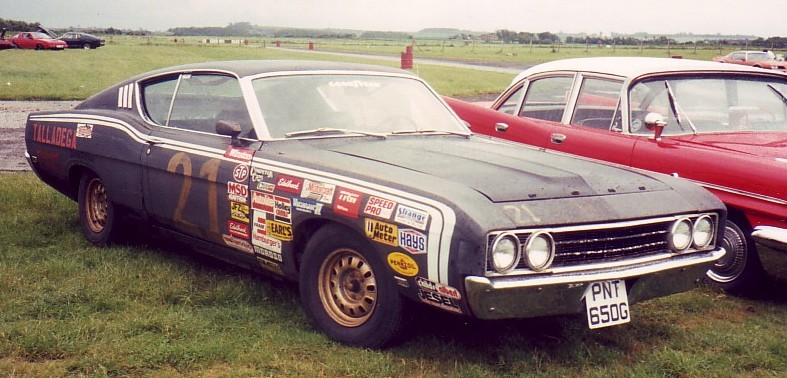 """Now this is what a """"stock car"""" should look like!"""
