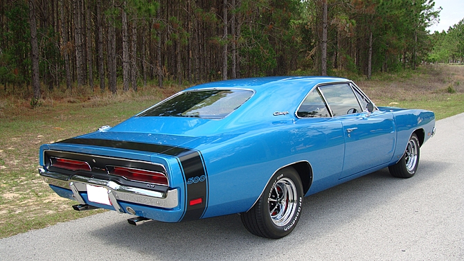 The Dodge 500 with its modified rear window and flush grill treatment is the MOPAR a lot of folks compare to the Talladega as should be similar in value.