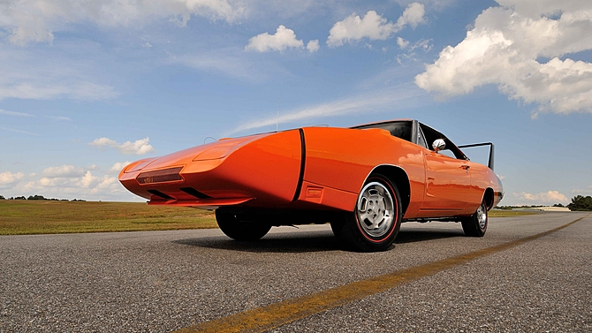 Very rare Omaha Orange special 999 paint code.