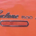 1968 Mercury Cyclone GT 500 Update