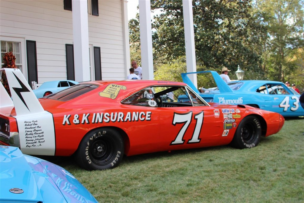 This is the real deal Bobby Isaac Championship winning and Bonneville record setting Dodge Daytona owned by Tim and Pam Wellborn.