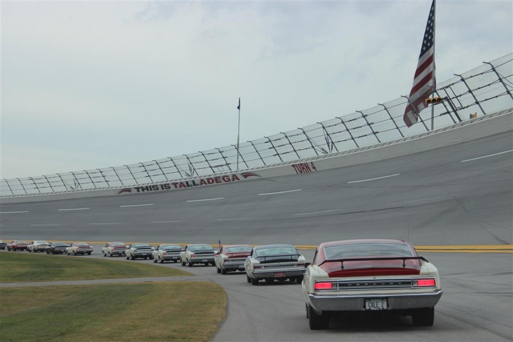 Turn Four Talladega 10/24/2015