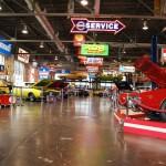 Welborn Muscle Car Museum Aero Car Reunion