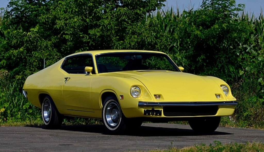 1970 Bud Moore Ford King Cobra