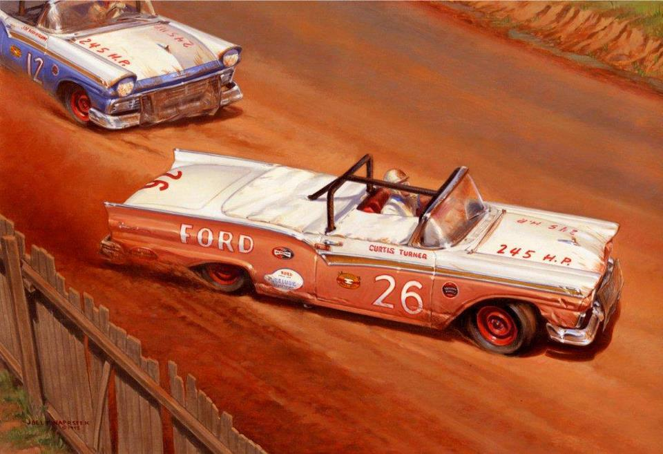 NASCAR History; Grand National Series, Part 2 : Information on ...