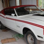 1969 Cale Yarborough 390 4-Speed SOLD