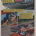 Life Story of David Pearson in comic books; Part 2