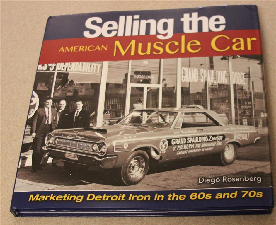 Don't let the MOPAR on the cover there are plenty of Blue Oval cars on the inside.