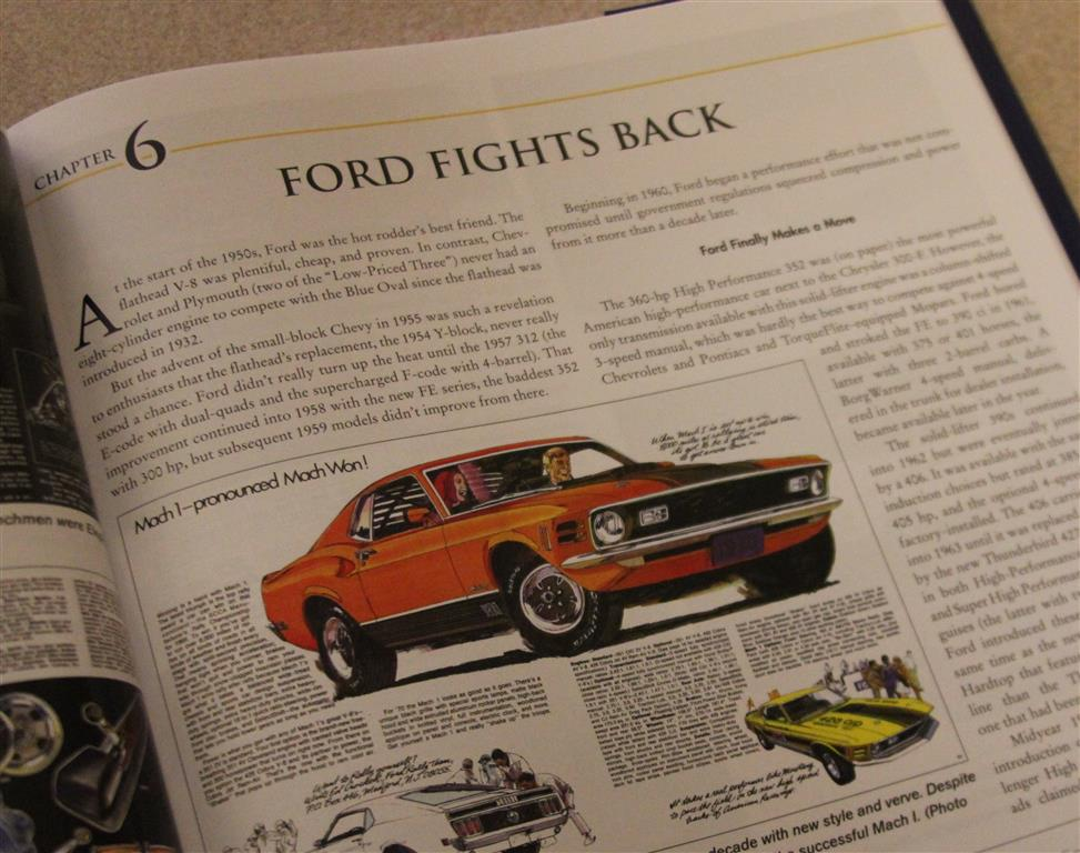 Ford Fights Back - The Going Thing - Total Performance