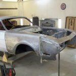Building  or Repairing a 1969 Mercury Cyclone Spoiler II Fender by Chris Vick