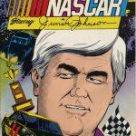 Life of Junior Johnson in Comics; Part 1
