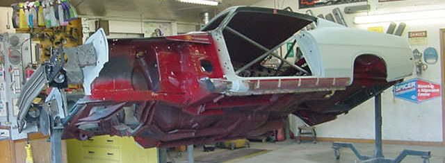Photo of Talladega Restoration Tips