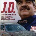 JD McDuffie NASCAR Racer