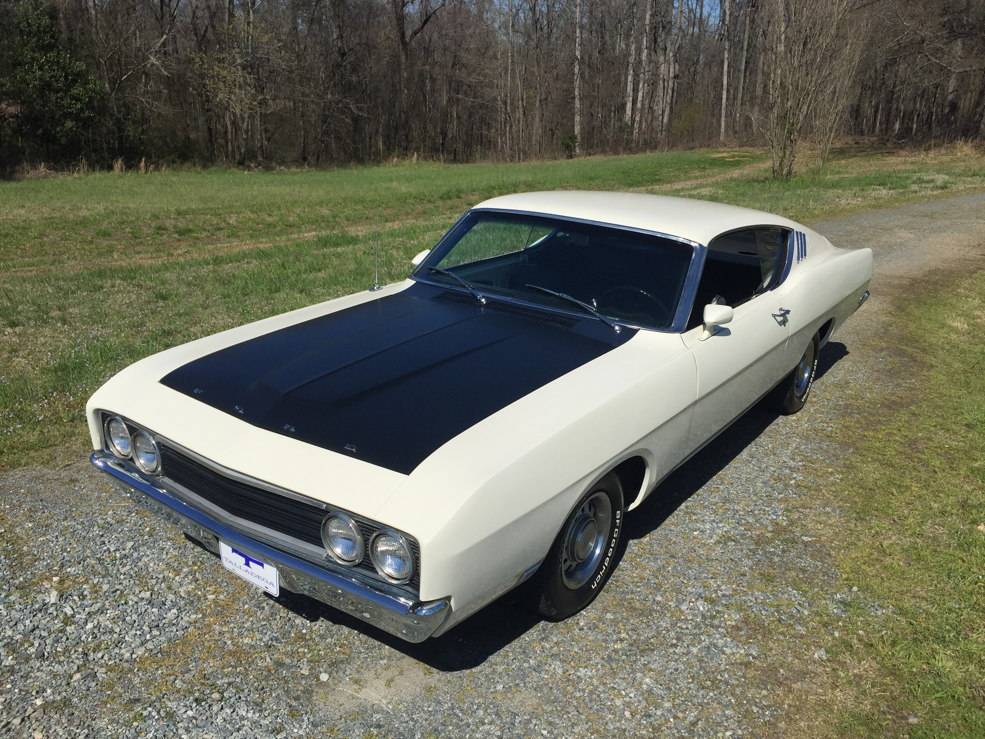 Photo of 1969 Ford Talladega, an Introduction