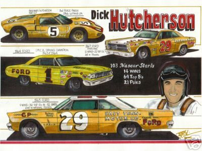 Photo of Dick Hutcherson, you need to know who he was!