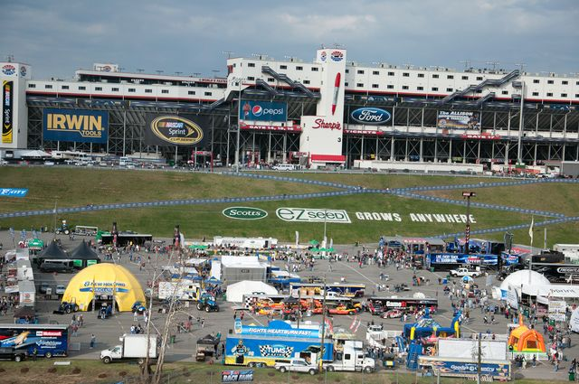 Bristol Motor Speedway Show March 2012 Talladega And