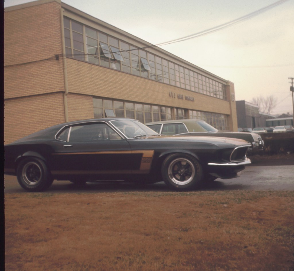 Ford Company Photos From 1969 : Talladega And Spoiler Registry