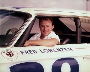 Fred Lorenzen in #28