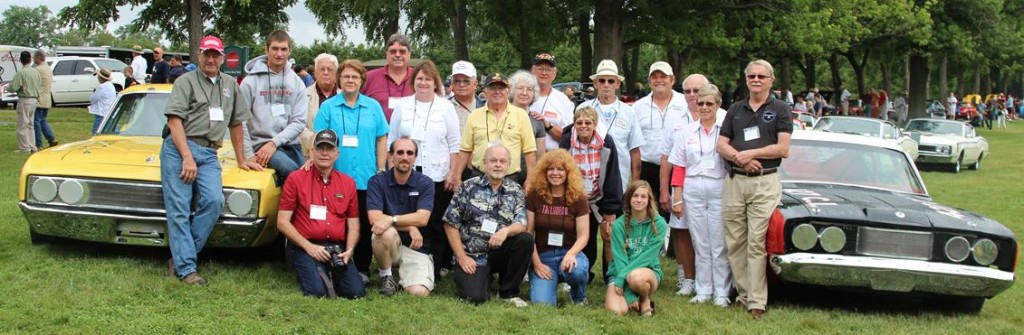 Here is a group photo of all those who attended as Participants or spectators at the 2014 Concours d'Elegance in Lexington KY. There were still others who attended as guests and we welcomed them with open arms as well.