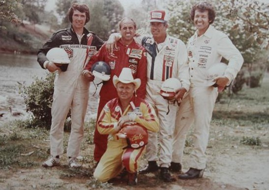 How many of these drivers can you recognize?