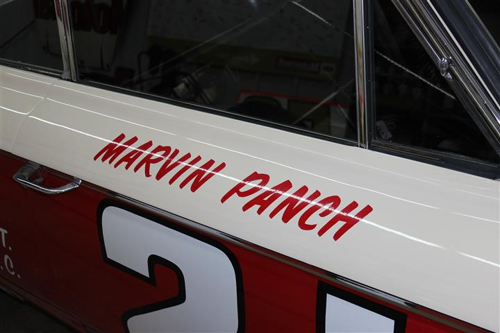 Marvin Panch, Tiny saved his life and was rewarded with a ride in Marvin's Wood Brothers car and a Daytona 500 win.